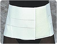 Lumbosacral Support with Insert Pocket