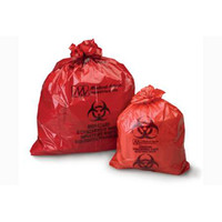 Biohazard Waste Bag