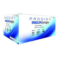 Prodigy Insulin Syringes