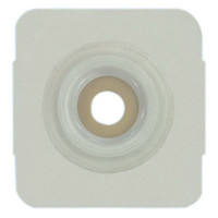 """Securi-T Extended Wear Convex Wafer, Pre-Cut, 1-3/4"""" Flange, 4"""" x 4"""" (Box of 5)"""