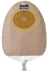 Coloplast SenSura One-Piece Extended Wear Maxi Urostomy Pouch, Cut-to-Fit- Convex Light
