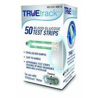 Nipro TRUEtrack Blood Glucose Test Strips (Box of 50)