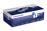 KC500 Purple Nitrile Exam Glove, Powder-Free - Non-Sterile