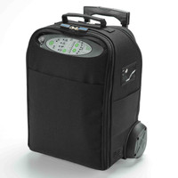 Optional Deluxe Rolling Carry Case #306DS-635.