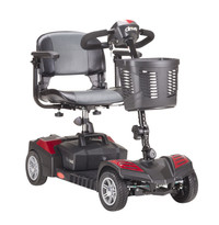 Scout Compact Travel  4-Wheel Power Scooter