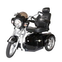 Maverick Executive 3-Wheel Power Scooter