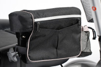 Power Mobility Armrest Bag (for use with all Drive Medical scooters)
