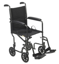 Drive Lightweight Steel Transport Chair