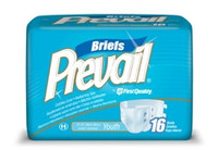 Prevail Tab Closure Briefs for Youth - Heavy Absorbency