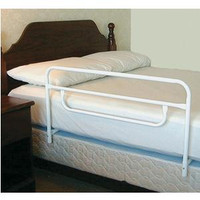 "Security Single Bed Rail for Standard Beds, 30""L x 20""H"