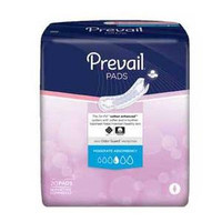 Prevail Bladder Control Pads - Moderate Absorbency