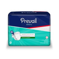 Prevail Tab Closure Briefs - Heavy Absorbency