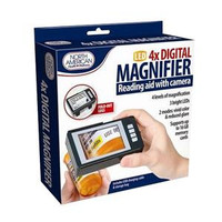 Jobar Digital Magnifier with Camera