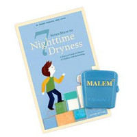 Malem Ultimate Bed-Wetting Alarm Starter Kit