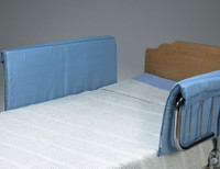 Vinyl Bed Rail Pads, Half Rail