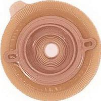 Assura Flat Skin Barrier, Pre-Cut, Belt Tabs, Spiral Adhesive
