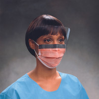 Fluidshield Procedure Mask with Visor