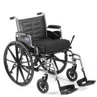 "Invacare Tracer IV Wheelchair with Desk-Length Arms - 20"", 22"" or 24""W Seat"