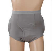 Hipsters Hip Protection Brief for Men