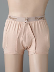 Hipsters Hip Protection Brief for Incontinence