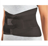 Sacro-Lumbar Support with Compression Straps