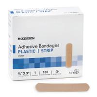 Plastic Adhesive Strip Bandages