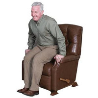 """Stander Recliner Risers - Safe Lift Increase of 3"""" to 4"""" (Set of 4)"""
