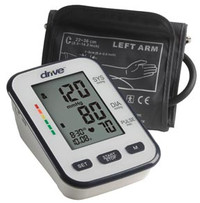 Deluxe Automatic One-Touch Blood Pressure Monitor BP3400 from Drive