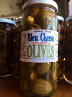 Blue Cheese Stuffed Olives