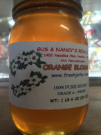 Orange Blossom Honey (1.5lbs)