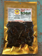 * Limited Edition  Hot Brisket Beef Jerky