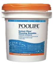POOLIFE Instant Clear Cleaning Granules, 15lbs