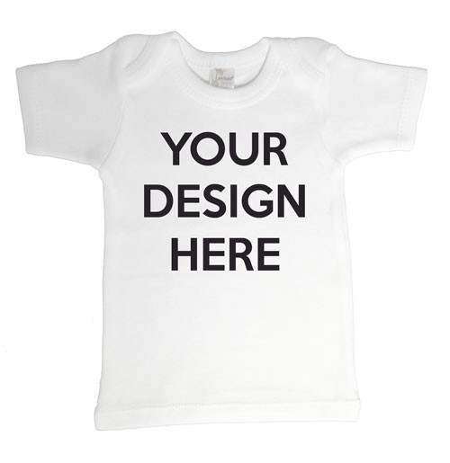 Design your own baby t shirt personalized products word on for Make your own t shirt design at home