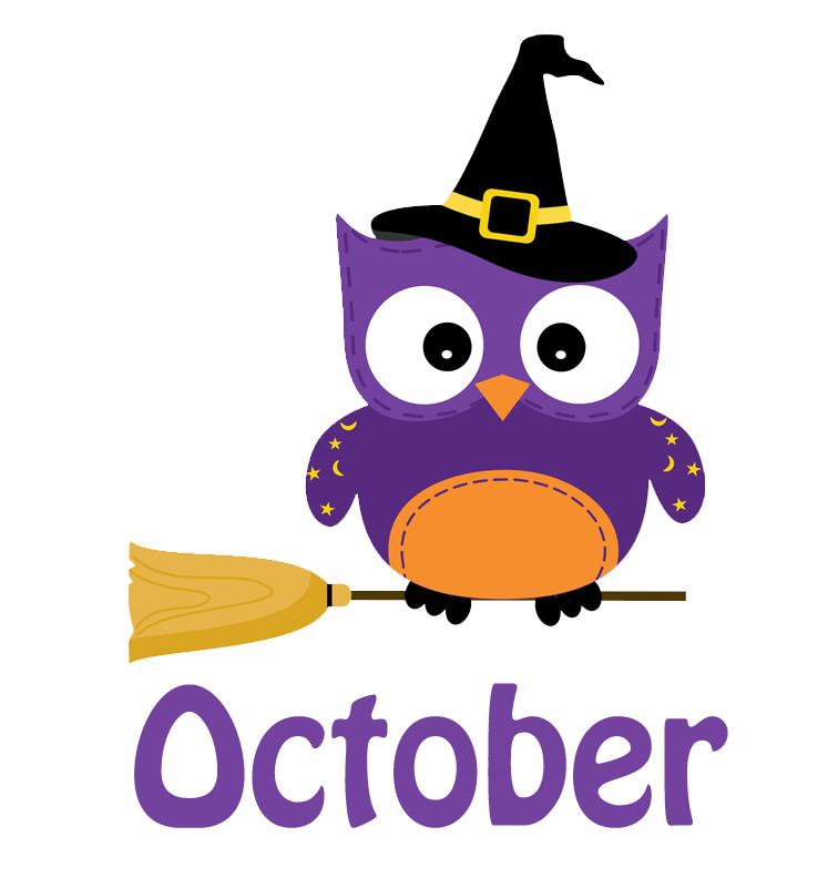 Purple Halloween Owl Baby Name Onesie Personalised Baby