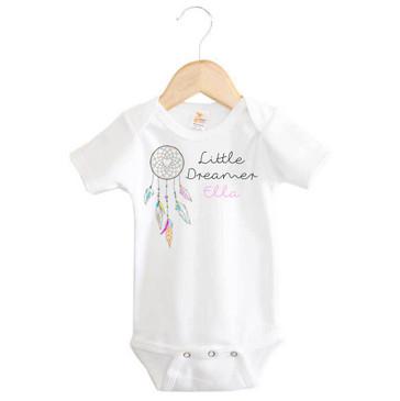 Little Dreamer - Dreamcatcher onesie