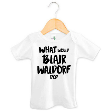 What would Blair Waldorf do baby top