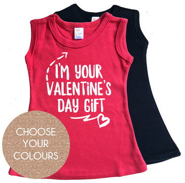 I'm your Valentine's Day gift dress