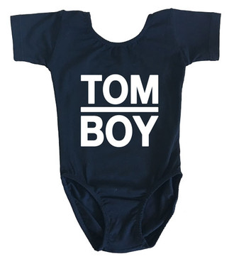 Tom Boy Leotard