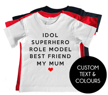MY MUM List Boy Tee