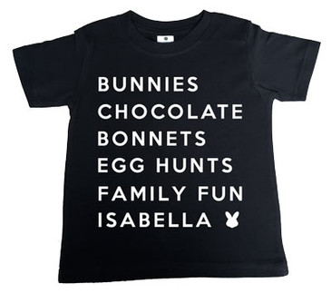 SALE Easter List Isabella Tee - 12-18M