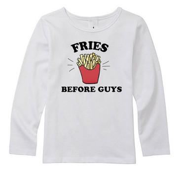 FRIES BEFORE GUYS top