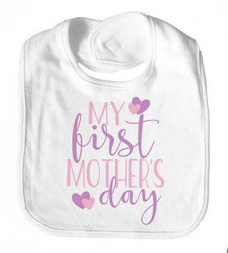 My First Mother's Day Bib