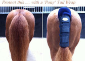 Tail Wraps - Pony