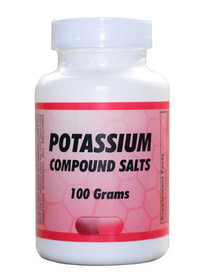 Potassium Compound Salts Potassium 3 for Gerson Therapy