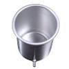 304 stainless steel enema bucket non toxic enema bucket