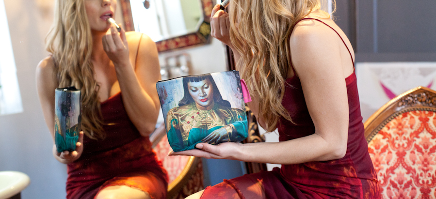 Tretchikoff Lifestyle - Bags, Cosmetic Bags, Clutch Bags, Utility Bags and more.