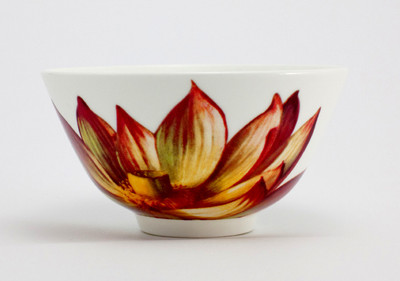 Tretchikoff Lotus Flower Bowl & Tretchikoff Dinnerware | Lotus Flower | Bowl u0026 Saucer