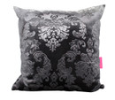 Tretchikoff Silver Velvet Lotus Cushion 50x50