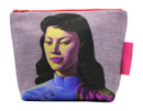 Tretchikoff Miss Wong Lilac Cosmetic Bag