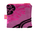 Tretchikoff Velvet Lotus Fuschia 2-Tone Coin Purse